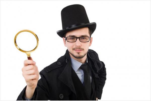 Sherlock Holmes im Raum  Calw